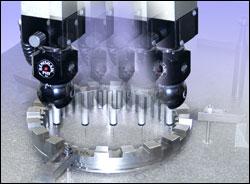 Direct Computer Control Coordinate Measuring Machine