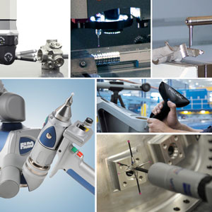 dimensional inspection contact sensors