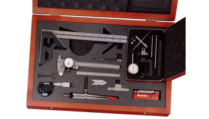 dimensional inspection hand tools