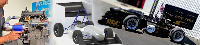 Q-PLUS Labs Case Study: Race Car Engine